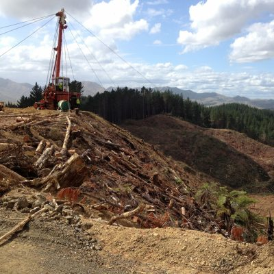 Northland cable harvesting