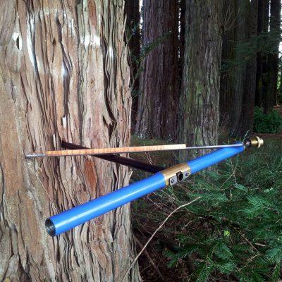 Redwood heartwood durability testing